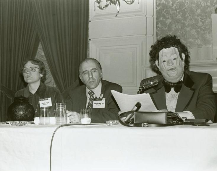 Barbara_Gittings,_Frank_Kameny,_and_John_Fryer_in_disguise_as__Dr._H._Anonymous_
